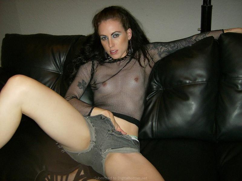 Секс и эротика от горячей и страстной неформалки с тату - секс порно фото