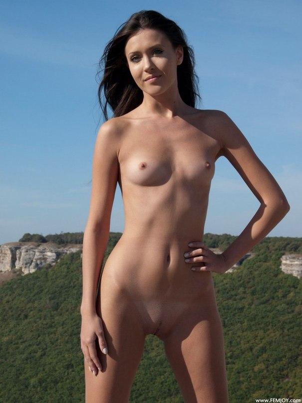 Подборка стройных моделей  и в помещении - секс порно фото